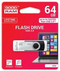 GOODRAM TWISTER BLACK 64GB USB3.0