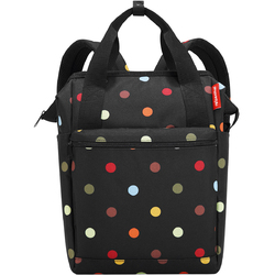 Plecak i torba w jednym Reisenthel Allrounder R dots RJR7009