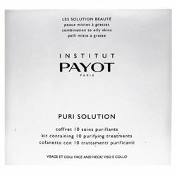 Payot Puri Solution W zestaw zabiegów oczyszczających 10 zabiegów