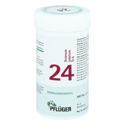 Biochemie Pflueger 24 Arsenum jodatum D 6 Tabl.