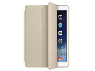 Etui Smart Case do Apple iPad Mini 1 2 3 Beżowe - Beżowy