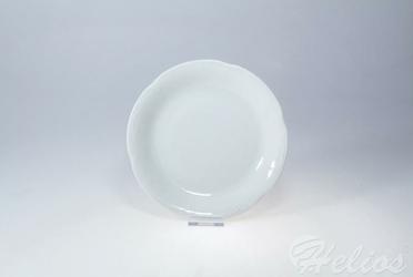 Talerz deserowy 19 cm - C000 KAMELIA Biała