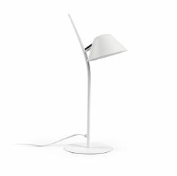 Lampa stołowa MYSTIC biała - biały