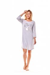 Henderson Mimi 36161-09X Szara koszula nocna