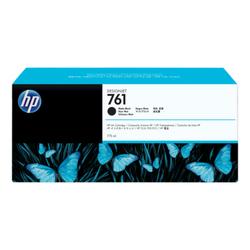 Czarny matowy wkład atramentowy HP 761 DesignJet 775 ml