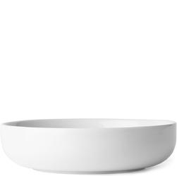 Niska miseczka porcelanowa New Norm Menu biała 2031630
