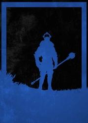 Dusk of Villains - Caranthir, Wiedźmin - plakat Wymiar do wyboru: 50x70 cm