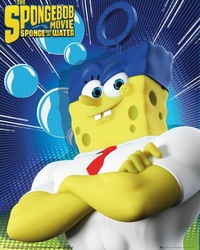 Spongebob Kanciastoporty - plakat