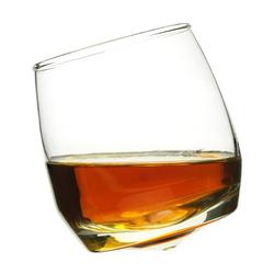Zestaw sześciu bujających się szklanek do whisky Bar Sagaform