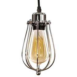 Altavola Design :: KOPENHAGEN LOFT CHROM - chrom  lampa wisząca