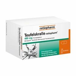 Ratiopharm Czarci Pazur, tabletki powlekane