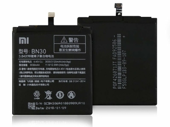 Xiaomi oryginalna bateria BN30 do Redmi 4A 3030mAh