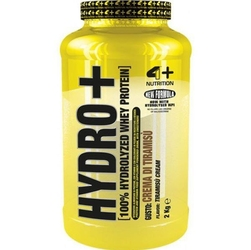 4 + Nutrition Hydro 2Kg - Panna Cotta