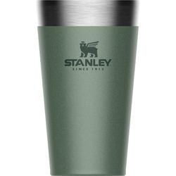 Kufel do piwa termiczny Stanley Adventure 0,47 Litra, zieleń młotkowana 10-02282-057