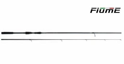 Wędka spiningowa wklejanka Blackspin Fiume 240cm  3-12g