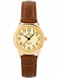PERFECT A4211-W - brązowy  złoty zp845b