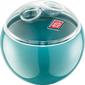 Pojemnik biurkowy mały okrągły turkusowy Mini Ball Wesco 223501-54