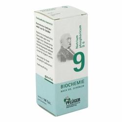 Biochemie Pflueger 9 Natrium phosph.D 6 Tabl.