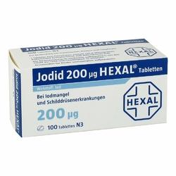 Jodid 200µg HEXAL tabletki