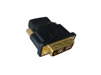 Gembird Adapter HDMIF-DVIM pozłacane końcówki