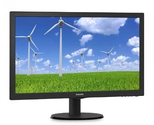 Philips Monitor 23.6 243S5LDAB LED DVI HDMI Głośniki
