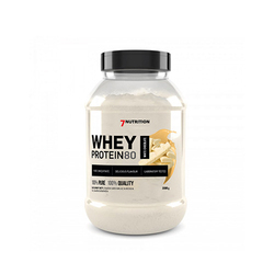 7 Nutrition Whey Protein 80 2000 g Koncentrat Masa Anabolizm - White-Chocolate