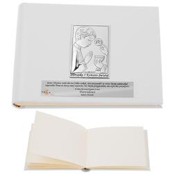 Album na zdjęcia Pamiątka I Komunia Św. Chłopiec 925 Grawer