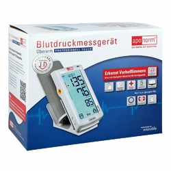 Aponorm Blutdruck Messgerät Prof.touch Oberarm
