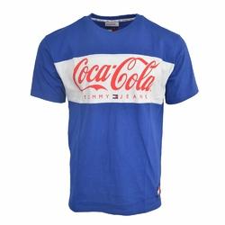 Koszulka Tommy Jeans Tommy HILFIGER x Coca Cola - DM0DM06692 4290
