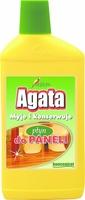 Agata, płyn do mycia i konserwacji paneli, 500g