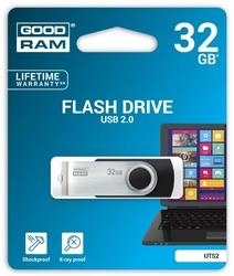 GOODRAM UTS2 BLACK 32GB USB2.0