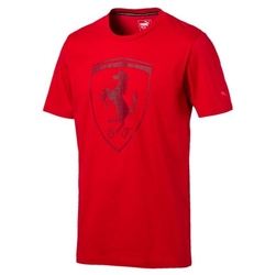 Koszulka Puma Ferrari Big Shield - 573467-02