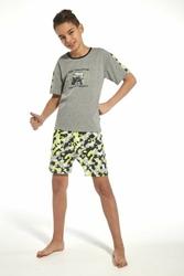 Cornette 21874 young jeep melanż piżama
