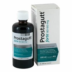 Prostagutt forte 8060 mg fluessig