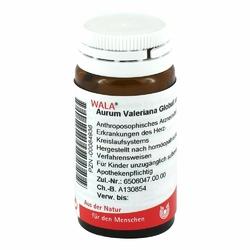 Aurum Valeriana Globuli Velati