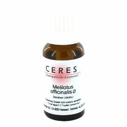 Ceres Melilotus officinalis Urtinktur