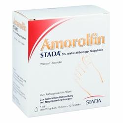 Amorolfin Stada 5 wirkstoffhaltiger Nagellack