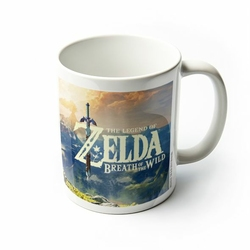 The Legend Of Zelda: Breath Of The Wild - kubek