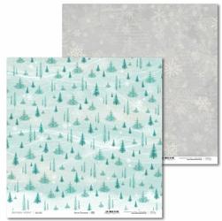 Papier zimowy Arctic Sweeties 30,5x30,5 cm - 05 - 05
