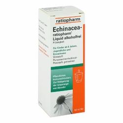 Echinacea Ratiopharm roztwór bez alkoholu
