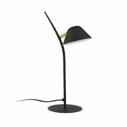 Lampa stołowa MYSTIC czarna - czarny