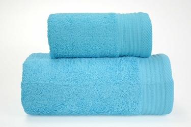 Ręcznik PERFECT Greno turkusowy - turkusowy