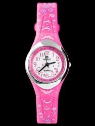 Dziecięcy zegarek PERFECT A915 - dark pink zp752c