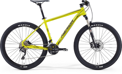 Rower górski Merida Big Seven 500 Yellow 2016