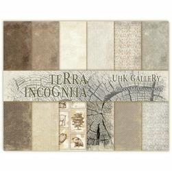Zestaw papierów Terra Incognita 30,5x30,5 cm