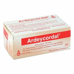Ardeycordal Tabl.ueberzogen