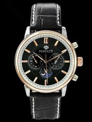 Zegarek meski PERFECT - MOONLIGHT zp163c