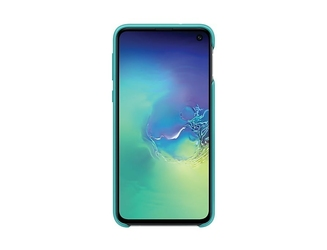Samsung Etui Silicone Cover Galaxy S10e zielone
