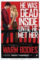 Warm Bodies Dead Inside Teaser - plakat