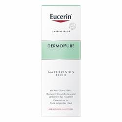 Eucerin Dermopure, fluid matujący do twarzy